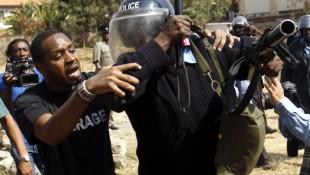 Kenia: Boniface Mwangi schweigt nicht