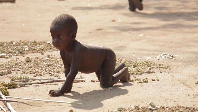 wo herrscht hungersnot