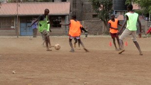 Doreen Omondy: Empowerment through soccer