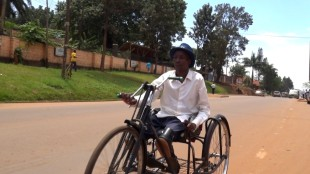Uganda: Fred Batales Disability Art Project