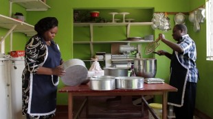 Sweet idea: Baking to counter unemployment in Uganda