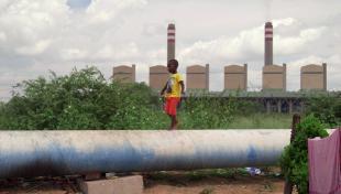 Geld für Kohle: Deutschland investiert in Südafrika
