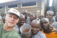 Leben im Gefängnis in Kenia
